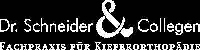 Logo von Dr. Bernd Schneider - Kieferorthopäde in Mannheim