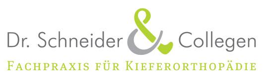 Logo der kieferorthopädischen Praxis Dr. Bernd Schneider & Collegen - Mannheimer Straße
