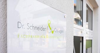 Bild Mannheimer Straße - Dr. Bernd Schneider - Mannheim